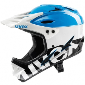 Kask rowerowy Uvex HLMT 9 White Blue R: 59-61cm