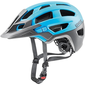 Kask rowerowy Uvex Finale Grey Light Blue R: 52-57cm